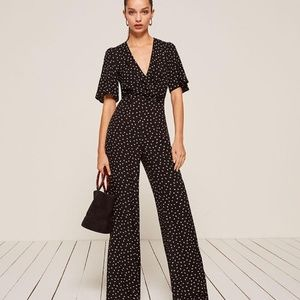 Reformation Alice Jumpsuit
